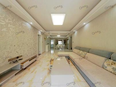 水岸莲华 3室 2厅 127平米