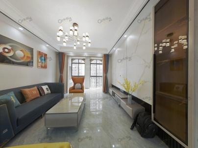 九江国际湾 2室 2厅 74.84平米