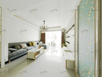新纪元小区 3室 2厅 88.8平米