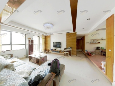 奕豪园 3室 2厅 132.44平米