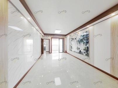 广联蓝爵花园 3室 2厅 89平米