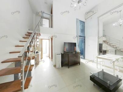 凯旋时代公寓 1室 1厅 53平米