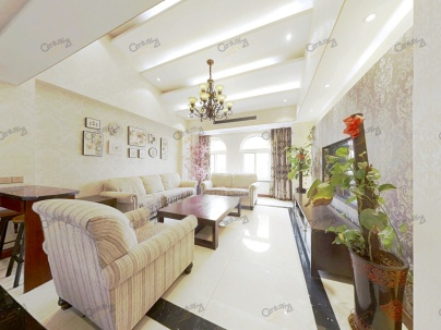 奥林80 3室 2厅 110.75平米