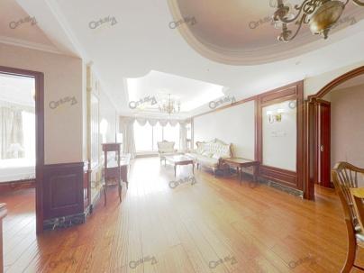 绿城皇冠花园一期 3室 2厅 138.51平米
