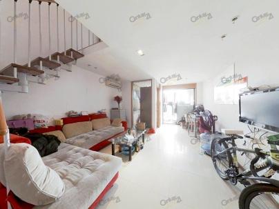 世纪花园B区 2室 1厅 44.55平米