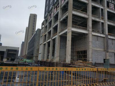 天房六合国际 4室 1厅 110.38平米