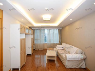 凯德国贸 2室 1厅 85平米
